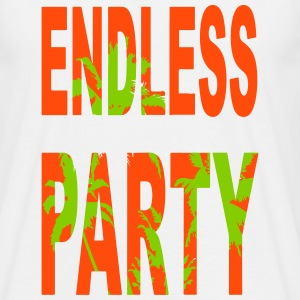 Endless Party Island  - Männer T-Shirt