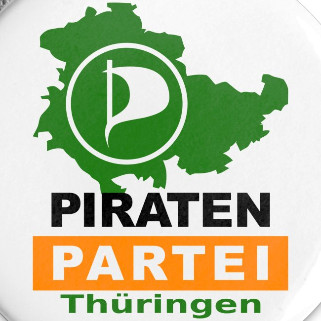 Piraten-Buttons