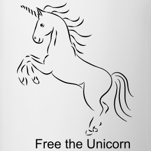 Free the Unicorn - Mug