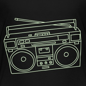 Ghettoblaster - Teenager Premium T-Shirt