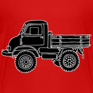 Lastwagen 2 - Teenager Premium T-Shirt