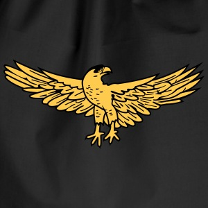 Eagle Rome SPQR Bags & Backpacks - Drawstring Bag