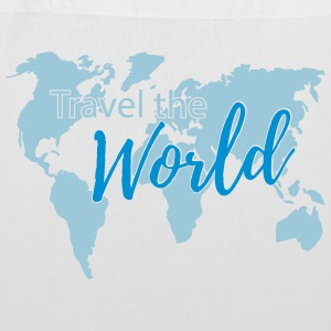 Travel the World 2c Bags & Backpacks - Tote Bag