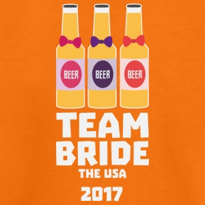Team Bride The USA 2017 S3vwc Shirts - Kids' Premium T-Shirt