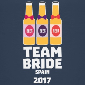Team Bride Spain 2017 S0wi2 Shirts - Teenage Premium T-Shirt