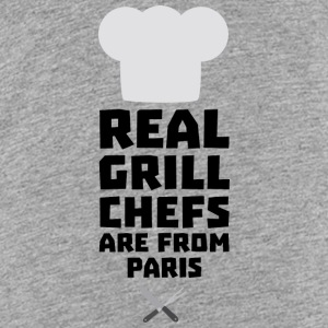 Real Grill Chefs are from Paris Sgyx4 Shirts - Kids' Premium T-Shirt