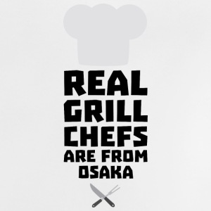 Real Grill Chefs are from Osaka Sr55i Baby Shirts  - Baby T-Shirt