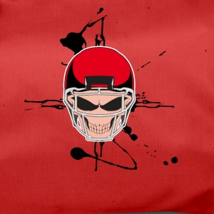 Football skull Bags & Backpacks - Duffel Bag