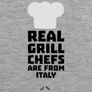 Real Grill Chefs are from Italy Siy8o Sports wear - Men's Premium Tank Top