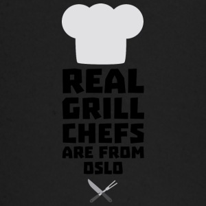 Real Grill Chefs are from Oslo Sfo1n Baby Long Sleeve Shirts - Baby Long Sleeve T-Shirt