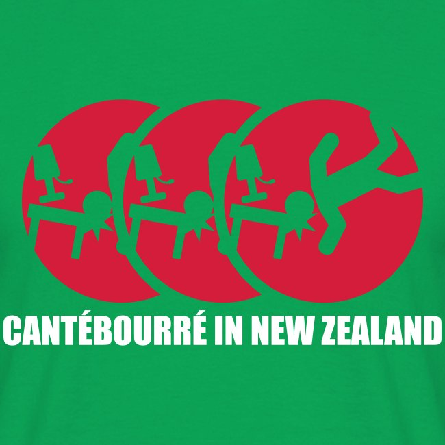 Cantébourré in New Zealand