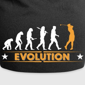 Golf Evolution - orange/weiss Kepsar & mössor - Jerseymössa