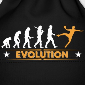 Handball Evolution - orange/weiss Baby mutsjes - Muts voor baby's