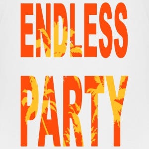 Endless Party Beach - Teenager Premium T-Shirt