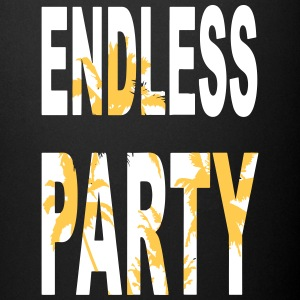 Endless Party Beach - Tasse einfarbig