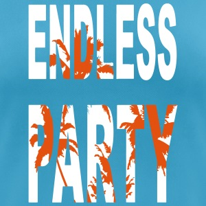 Endlesse Party Island T-Shirts - Frauen T-Shirt atmungsaktiv