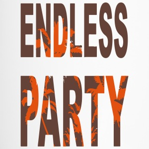 Endless Party Beach - Thermobecher