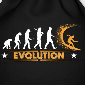 Surfing Evolution - orange/weiss Babyhuer  - Babyhue