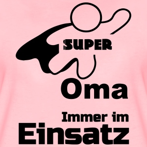 Super Oma T-Shirts - Frauen Premium T-Shirt