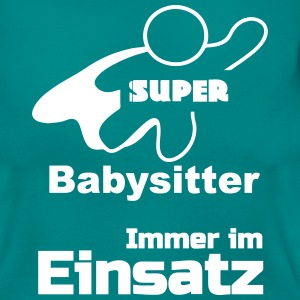 Super Babysitter T-Shirts - Frauen T-Shirt