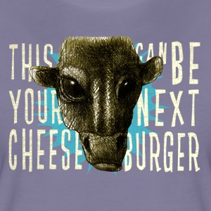 this could be your next cheeseburger - Frauen Premium T-Shirt