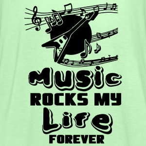 Music rocks my Life - Frauen Tank Top von Bella