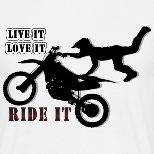 RIDE IT - T-shirt Homme