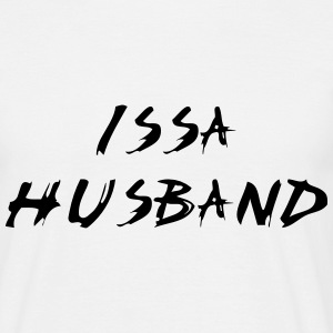 Issa Husband T-shirts - Mannen T-shirt