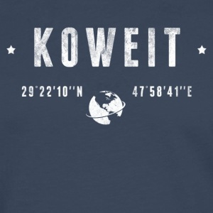 Koweit Long sleeve shirts - Men's Premium Longsleeve Shirt