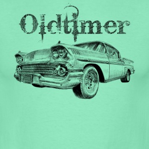 Oldtimer Tee shirts - T-shirt Homme