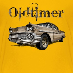 Oldtimer T-shirts - Teenager premium T-shirt