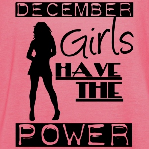 December Girls - Frauen Tank Top von Bella