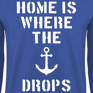 home is where the anchor drops Anker Hamburg Sweaters - Mannen sweater