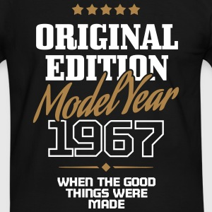 Original Edition - Model Year 1967 Tee shirts - T-shirt contraste Homme
