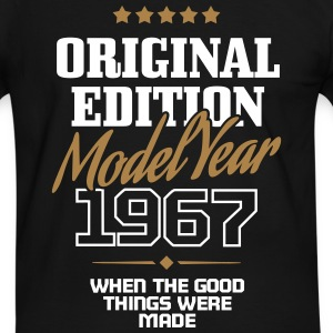 Original Edition - Model Year 1967 Camisetas - Camiseta contraste hombre