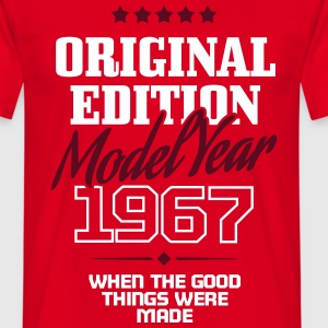 Original Edition - Model Year 1967 Tee shirts - T-shirt Homme