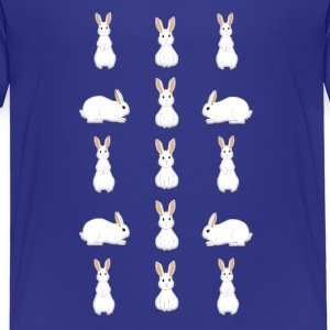 White Rabbit Shirts - Kids' Premium T-Shirt
