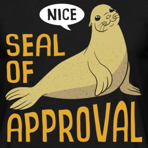 Seal of Approval T-Shirts - Men's T-Shirt