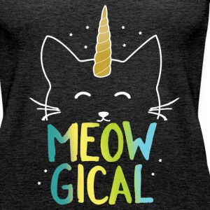Meowgical Tops - Frauen Premium Tank Top