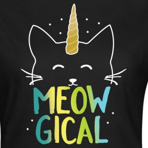 Meowgical T-Shirts - Frauen T-Shirt