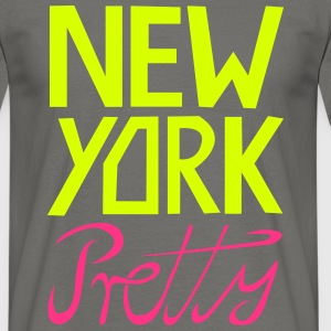 New York Pretty - frais New York City Shirt, NYC - T-shirt Homme
