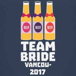 Team Bride Vancouver 2017 S13n1 Shirts - Teenage Premium T-Shirt