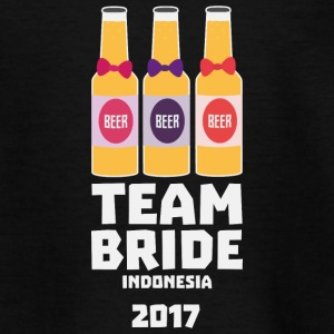 Team Bride Indonesia 2017 S2j8u Shirts - Kids' T-Shirt