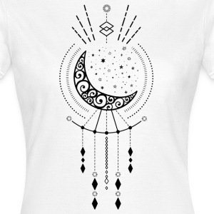 Shamanic Moon T-Shirts - Women's T-Shirt