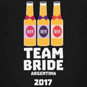 Team Bride Argentina 2017 Sdd74 Shirts - Teenage Premium T-Shirt