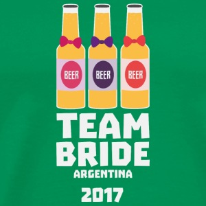 Team Bride Argentina 2017 Sdd74 T-Shirts - Men's Premium T-Shirt