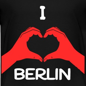 I Love Berlin T-Shirts - Teenager Premium T-Shirt