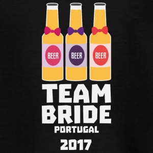 Team Bride Portugal 2017 Sg0kx Shirts - Kids' T-Shirt