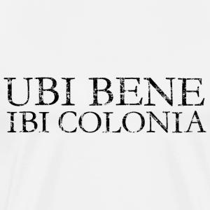 UBI BENE IBI COLONIA Vintage Schwarz