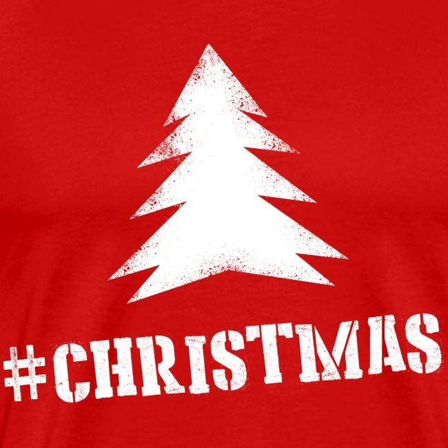 #christmas T-shirt M Rood